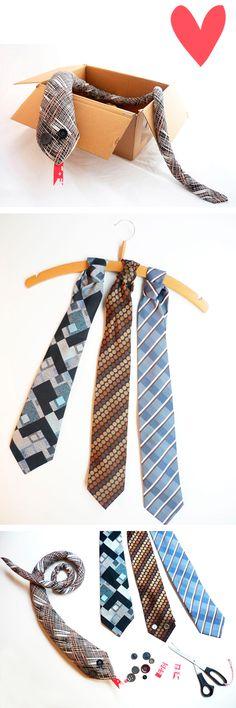 Krawatten Schlange