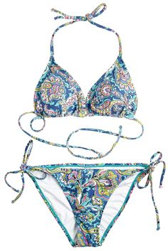 SPRING SALE! Enjoy an additional 50% off sale prices!Lovely Day String Bikini