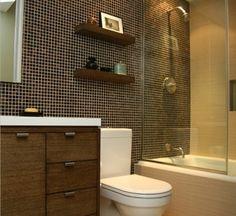 23 Small Full Bathroom Remodel Ideas For Best Bathroom Inspiration Small Full Bathroom, Bathroom Design Small, Bathroom Interior Design, Modern Bathroom, Small Bathrooms, Bathroom Designs, Bathroom Ideas, Bathroom Layout, Small Baths
