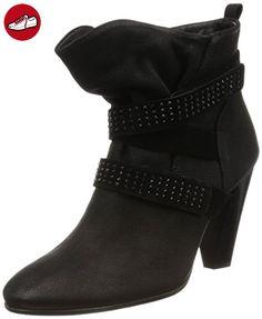 Shape 75 Pointy Block, Bottes Femme, Noir (Black), 40 EUEcco