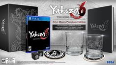Yakuza 6: The Song of Life Releases March 2018 Collectors Edition Revealed