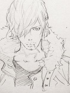 Art by 窪之内英策 Eisaku Kubonouchi Blog/Website (https://twitter.com/EISAKUSAKU)