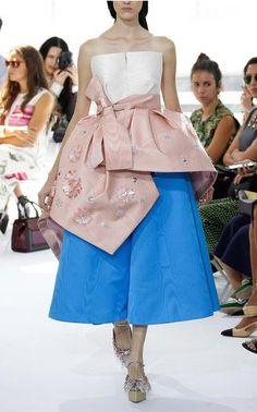 Delpozo Spring Summer 2016 Look 34 on Moda Operandi