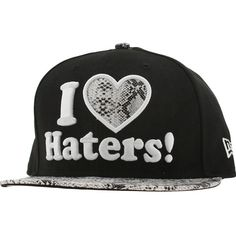 8ea3e45a1ff DGK Haters Snakeskin New Era Adjustable Cap in black