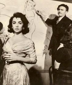 """ELIZABETH TAYLOR: (1932-2011) WEB SITE: The Last Time I Saw Paris (1954) """"La última vez que vi Paris"""""""
