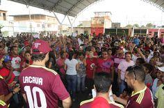 """Lacava: """"Debemos cambiar la forma de distribuir gas doméstico en Carabobo"""""""
