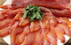 A twist on the classic salmon gravlax,this time using a spankingly fresh monster, Rainbow trout,no cooking,just simply cured,with sugar salt,dill,and gin.stu...