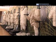 I GIGANTI DI MONTE PRAMA Sea Peoples, Tube Video, Statue, My Land, Sardinia, Archaeology, Slovenia, Thoughts, Geography