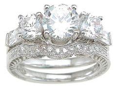 Vintage Wedding Ring.