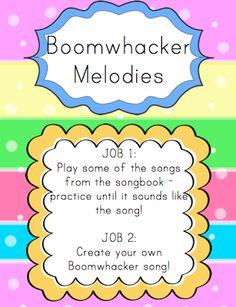 Elementary Music Resources 12 center ideas