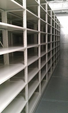 Maxstor provides heavy duty racking for warehouse storage - this racking solution is ideal for high density, high activity useage designed for the long term. http://www.compactstorage.co.uk/mobile-shelving/maxstor/