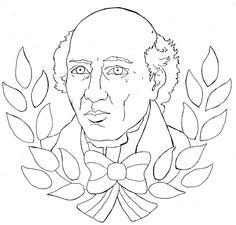 Pinto Dibujos: Miguel Hidalgo para colorear