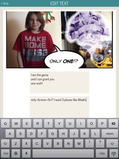 Your Kid is a Comic Book Star with Friendstrip Pro