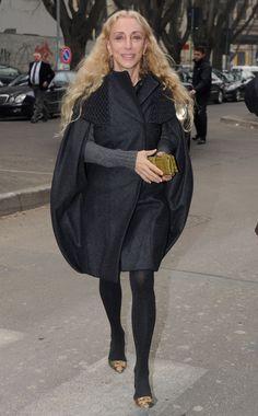 Franca Sozzani - Vogue Italia editor