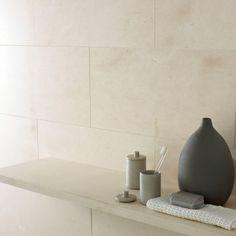 Classic Flax Mix Polished - Mandarin Stone #bathroom #stone #limestone http://www.mandarinstone.com/products/limestone/classic_limestone_polished