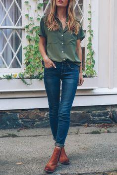15 Outfits casuales, lindos y que te harán salir de la monotonía