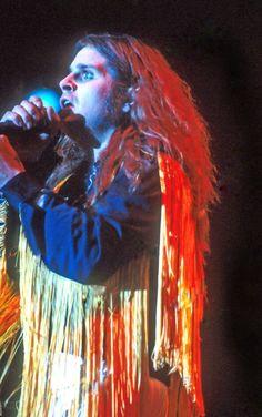 Ozzy Osbourne, Never say die tour 1978.