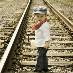 Railroad photography Toddler pic