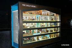Smithsonian Doll house