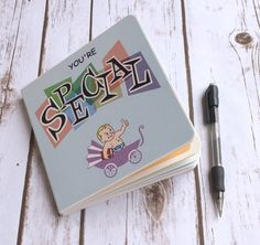 SPECIAL replica board book Cos-play Gamer by PrettyPaperMemories
