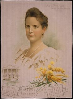 Edith Roosevelt, Roosevelt Family, Theodore Roosevelt, Presidents Wives, American Presidents, American History, Behind Every Great Man, American First Ladies, The White Album