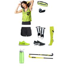 Field Hockey Practice Outfit