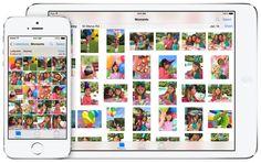 Oculta las Fotos de la Librería de tu iPhone y iPad en iOS 8