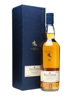 Talisker 30 Year Old Single Malt Scotch Whisky