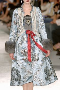 Christian Lacroix at Couture Fall 2005 - Livingly