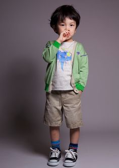 Il Mondo di Ingrid: ami amie SS13 collection: playful & eco-friendly knitwear from Japan