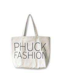 Thomas IV Canvas Tote- Phuck Fashion