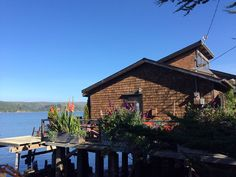 Point Reyes Station Cottage Rental: Lolo's Cottage... Perfect Gem On The Bay With Private Beach | HomeAway