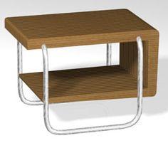 mesa auxiliar Trocada