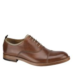 Clayton Cap Toe - Johnston & Murphy 11.5