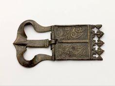 buckle, Anonymous, 1250-1350 | Museum Boijmans Van Beuningen