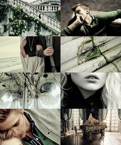 #HarryPotter  After the war | Draco and Astoria