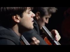 "...""The Book of Love"" -- 2CELLOS, live... via YouTube.      Beautiful music <3"