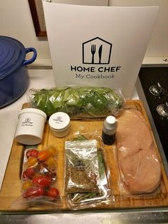 Home Chef meal kit delivery service, Home Chef Review, Home Meal Delivery Subscription, Food Subscription Plans, Reviews
