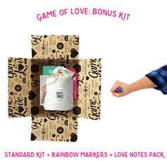 wedding gift ideas Game of Love