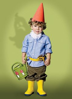 Halloween: 17 costumes d'enfants faciles à faire