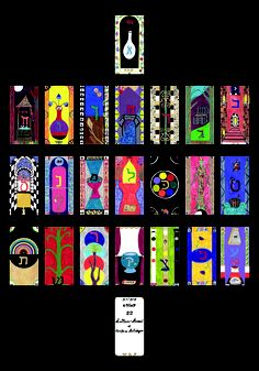 OTIOT - My Kabbalah-Card Deck