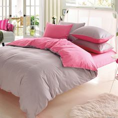 2In1 Color Clear Style 4Sets Bedding sets-YC850028 (9)