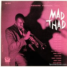 Mad Thad jazz Album cover