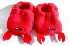 lobster shoes!  #JoesCrabShack