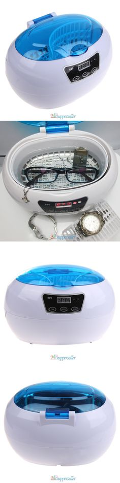 Nail Art Accessories: Nail Tools Sterilizer 600Ml Ultrasonic Cleaner Metal Tool Disinfect Machine -> BUY IT NOW ONLY: $35.69 on eBay!