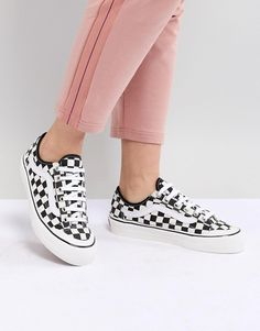 b8d5bb4479 Vans Style 36 Trainers In Checkerboard