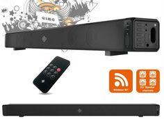 Dagaanbieding: Dutch Originals - Bluetooth Soundbar Speaker voor een bioscoopervaring