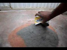 Medida de massa para reboco, piso, contrapiso e assentamento de tijolos
