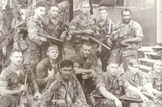 Vietnam War Era US Special Forces