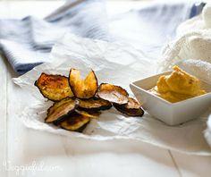Veggieful: Zucchini Chip Recipe